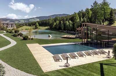 Seehof nature retreat planit for Seehof hotel bressanone