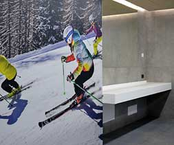 Sport Hotel Pampeago-Ski Center Latemar Facilities